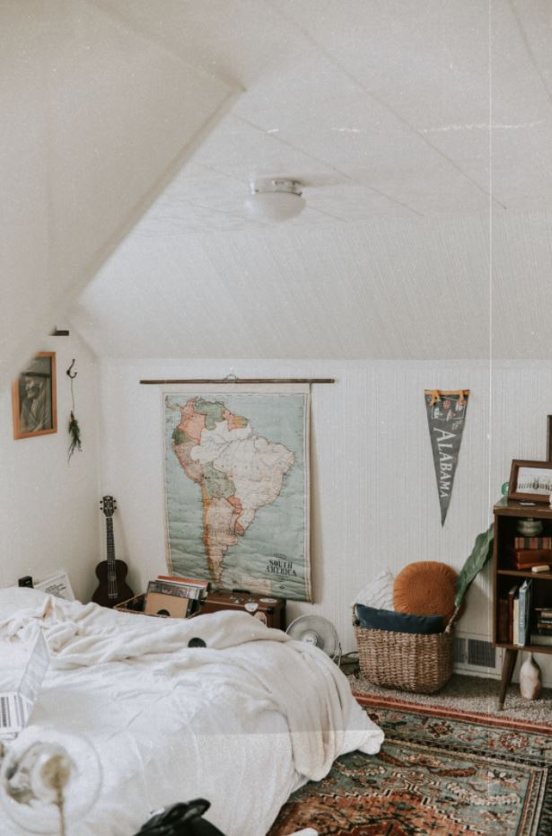 20 Clever Decoration Ideas For Small Bedrooms