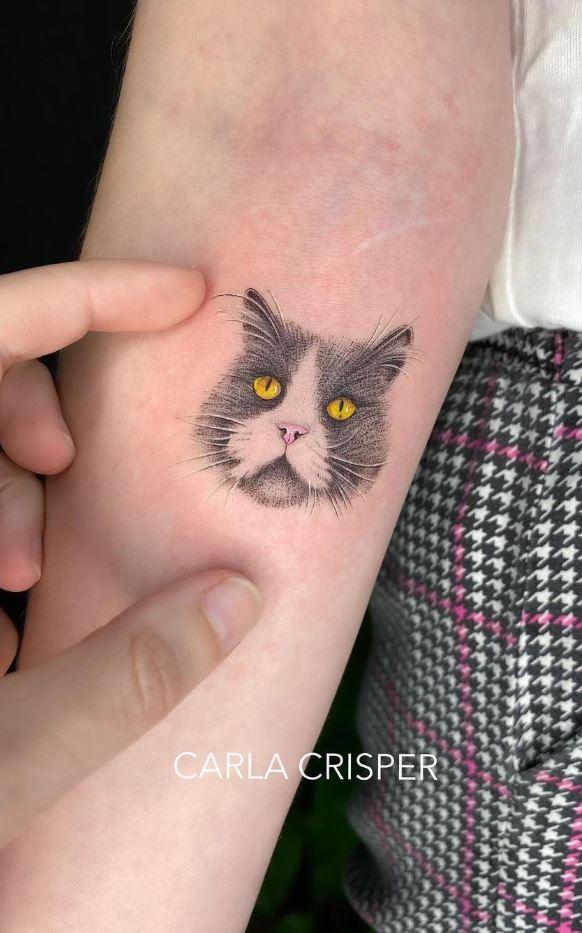 The Most Popular Tattos Of Brazilian Tattoo Artist Carla Crisper