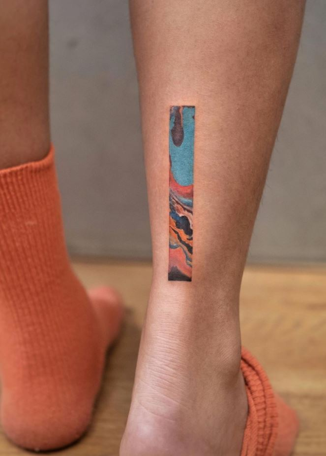 50+ Amazing Colorful Tattoos
