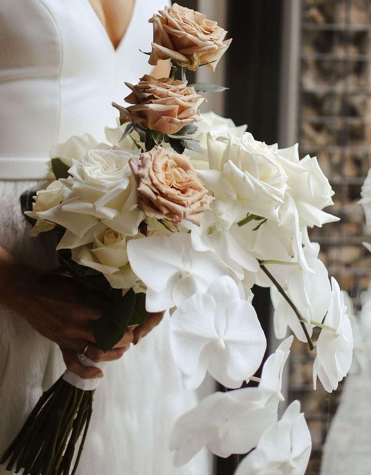 Stunning Wedding Flowers By Prunella
